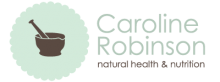 Caroline Robinson Logo with text